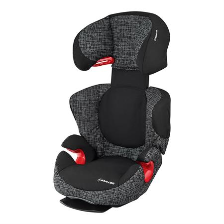 Maxi-Cosi Kindersitz Rodi AirProtect Design 2019 Black Grid