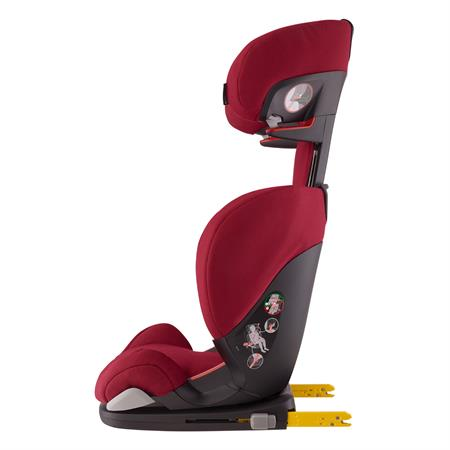 Maxi-Cosi Rodifix Airprotect Robin Red Isofix Installation