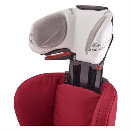 Maxi-Cosi Rodifix Airprotect Robin Red Patented Airprotect Technology