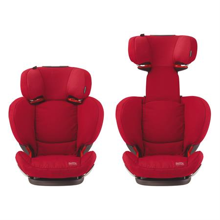Maxi-Cosi Rodifix Airprotect Robin Red Simultaneous Backrest Adjustment
