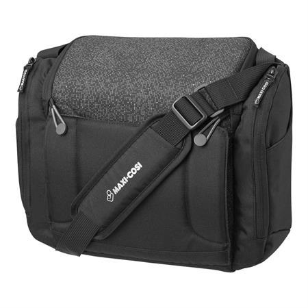 Maxi-Cosi Wickeltasche Original Bag Design 2017 Triangle Black