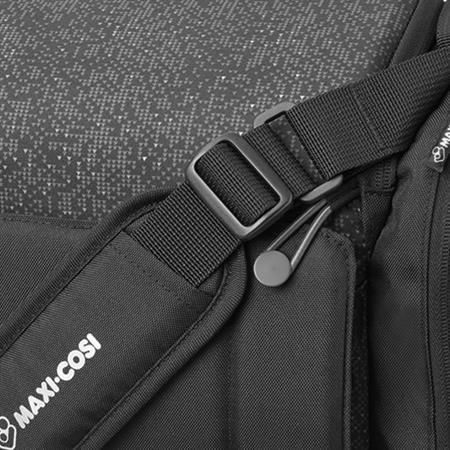Maxi-Cosi Wickeltasche Original Bag Design 2017 Triangle Black Detail 02