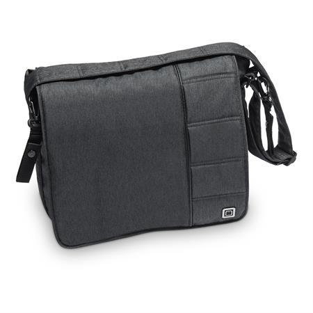 Moon Wickeltasche Messenger Bag Design 2019 Coffee / Cream