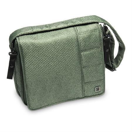 Moon Wickeltasche Messenger Bag Design 2019 Olive / Panama