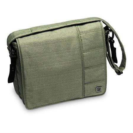 Moon Wickeltasche Messenger Bag Design 2019 Olive / Structure