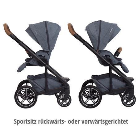 Nuna MIXX 2019 Kinderwagen Aspen