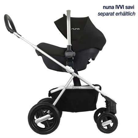Pipa lite Babyschale mit nuna ivvi savi Kinderwagen