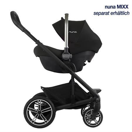 Pipa lite Babyschale mit nuna mixx Kinderwagen