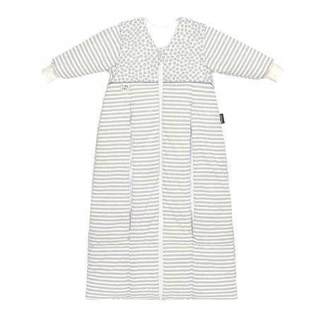 Odenwälder 1528 Thinsulate Schlafsack Primaklima Stripes Grey 90-110