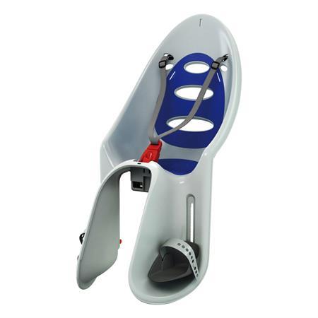 ok baby bicycle rack child seat eggy pack sliver. Black Bedroom Furniture Sets. Home Design Ideas