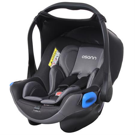 Osann Mia Babyautositz Gr. 0 Nero