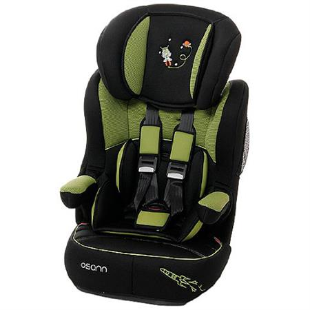 Osann I-Max SP Kindersitz Green Moon
