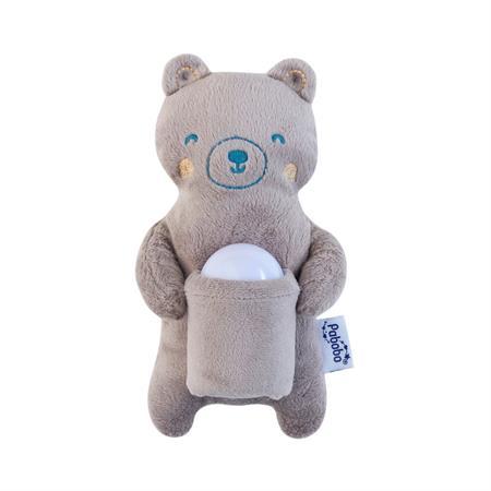 Pabobo Nomade Nachtlicht Geschenkset Bär