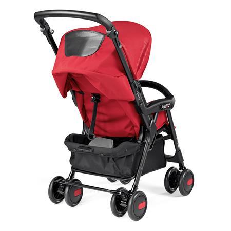 Peg Perego Aria Shopper Mod Red Back