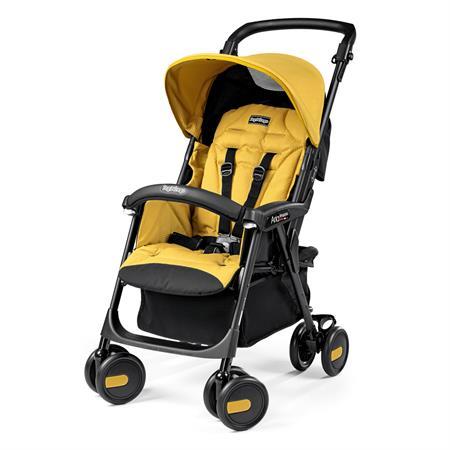 peg perego aria shopper mod yellow 1 Hauptbild