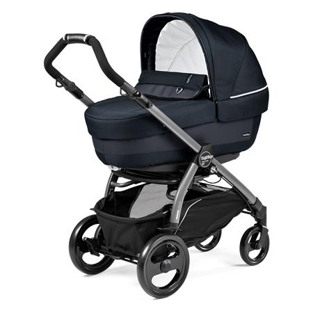 Peg Perego Book 51 Completo Luxe Bluenight Gestell 51 Jet Navetta