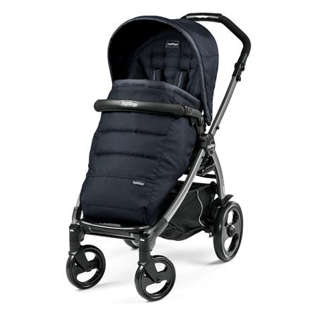 Peg Perego Book 51 Completo Luxe Bluenight Gestell 51 Jet