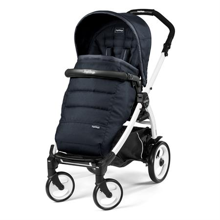 Peg Perego Book 51 Completo Luxe Bluenight Gestell 51 Weiss