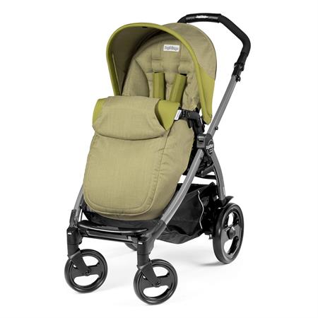 Peg Perego BOOK 51 jet Kinderwagen Buggy Green Tea