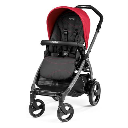 Peg Perego Book 51 Sportivo Bloom Red Gestell 51 Jet