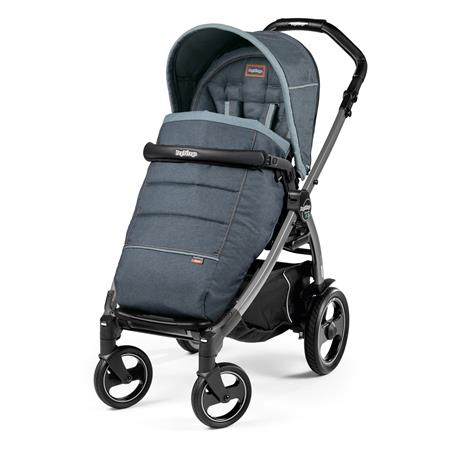 Peg Perego Book 51s Completo Blue Denim Gestell 51s Jet
