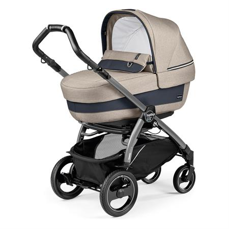 Peg Perego Book 51s Completo Luxe Beige Gestell 51s Jet Navetta