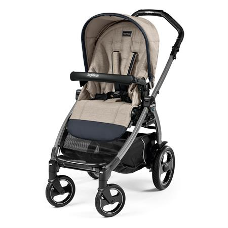 Peg Perego Book 51s Completo Luxe Beige Gestell 51s Jet Ohne Beindecke