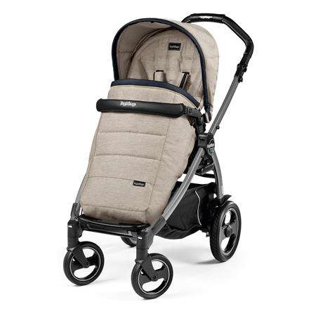 Peg Perego Book 51s Completo Luxe Beige Gestell 51s Jet