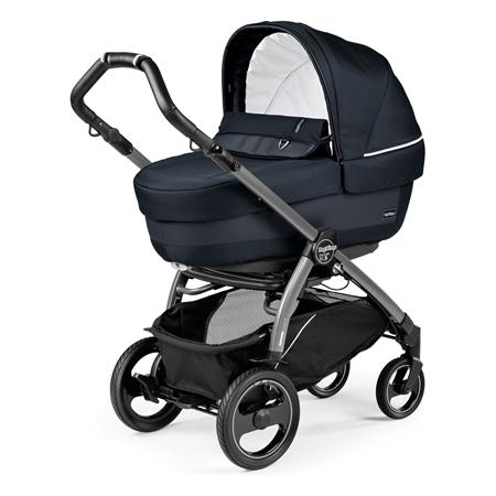 Peg Perego Book 51s Completo Luxe Bluenight Gestell 51s Jet Navetta