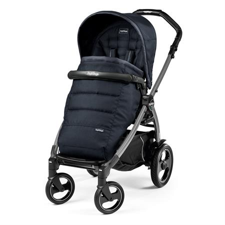 Peg Perego Book 51s Completo Luxe Bluenight Gestell 51s Jet