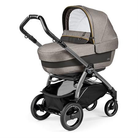 Peg Perego Book 51s Completo Luxe Grey Gestell 51s Jet Navetta