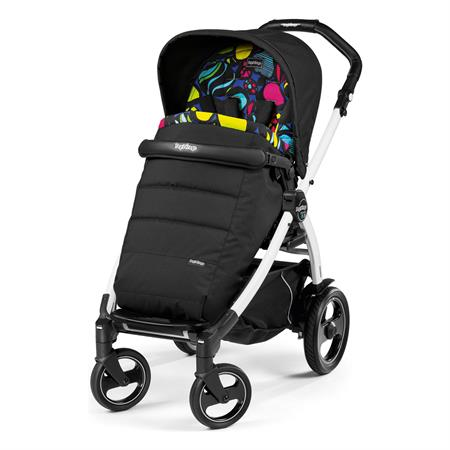 Peg Perego Book 51s Completo Manri Gestell 51s Weiss