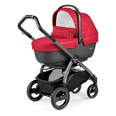 Peg Perego Book 51s Sportivo Bloom Red Gestell 51s Jet Navetta