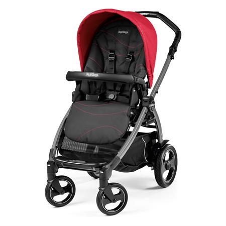 Peg Perego Book 51s Sportivo Bloom Red Gestell 51s Jet