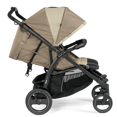 Peg Perego Book For Two Zwillingswagen Class Beige