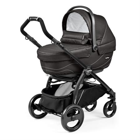 Peg Perego Book Plus Sportivo 2017 Bloom Black Gestell Schwarz Navetta