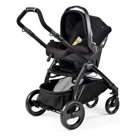 Peg Perego Book Plus Sportivo 2017 Bloom Black Gestell Schwarz Primo Viaggio SL