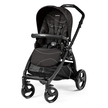 Peg Perego Book Plus Sportivo 2017 Bloom Black Gestell schwarz