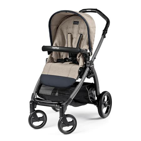 Peg Perego Book S Completo Luxe Beige Gestell S Jet Ohne Beindecke