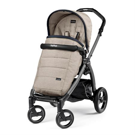 Peg Perego Book S Completo Luxe Beige Gestell S Jet