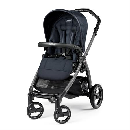 Peg Perego Book S Completo Luxe Bluenight Gestell S Jet Ohne Beindecke