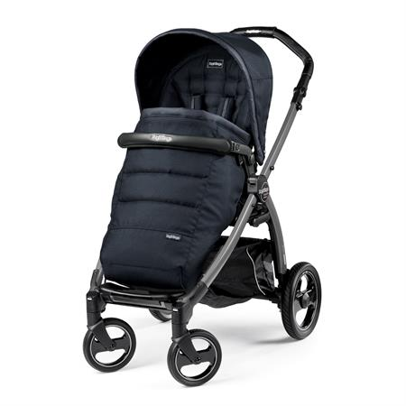 Peg Perego Book S Completo Luxe Bluenight Gestell S Jet