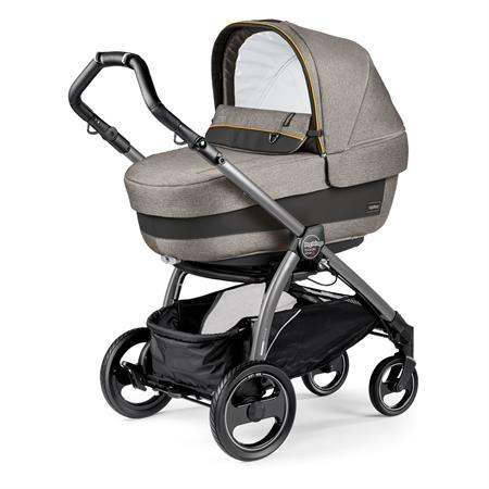 Peg Perego Book S Completo Luxe Grey Gestell S Jet Navetta