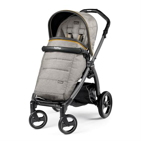 Peg Perego Book S Completo Luxe Grey Gestell S Jet