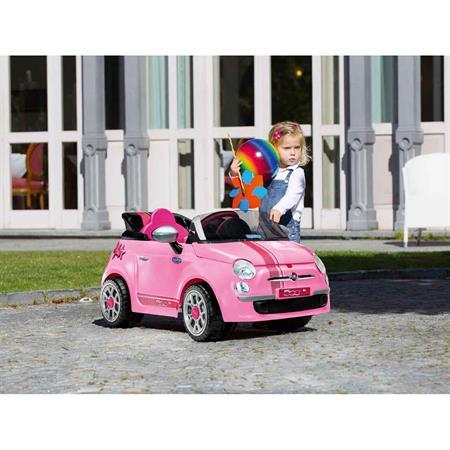 Peg-Perego Einsitzer-Auto Fiat 500 Star
