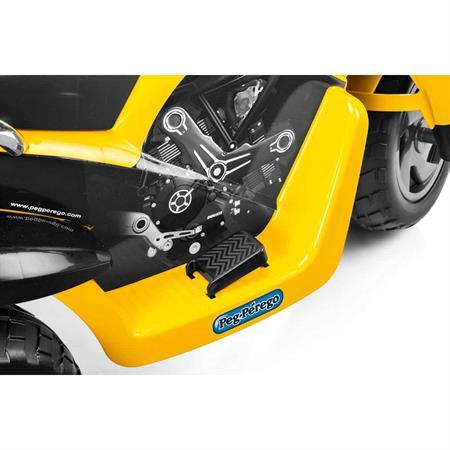 Peg-Perego Motor-Dreirad Scambler Ducati