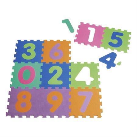 playshoes eva puzzle matten 10 teilig Hauptbild