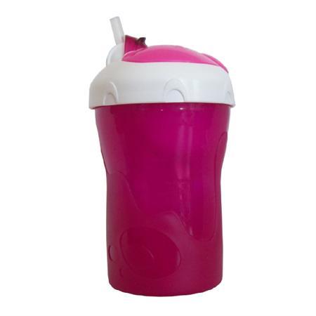 Primamma 2-in- Trinkbecher pink
