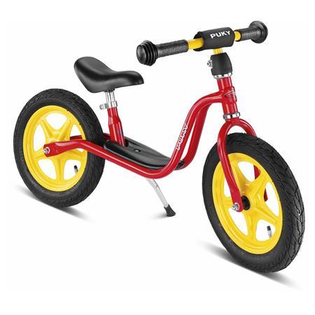 PUKY LR1 L Laufrad mit Luftreifen   Rot