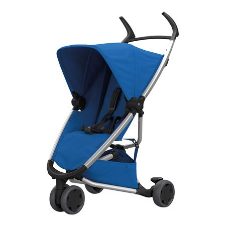 quinny buggy stroller zapp xpress design 2017 all blue